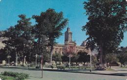 Government Palace, Palacio De Gobierno, Hermosillo, Sonora, Mexico, 1940-1960s - Mexico
