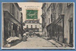 44 - ANCENIS -- La Rue Du Pont - Ancenis