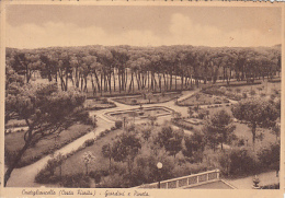 3796) CASTIGLIONCELLO ( LIVORNO ), GIARDINI E PINETA. - Livorno
