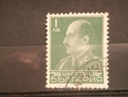 BULGARIA, 1941, Used 1L, Tsar Boris III, Scott 356A - 1909-45 Kingdom