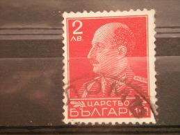 BULGARIA, 1941, Used 2L, Tsar Boris III, Scott 357 - 1909-45 Kingdom