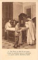 Vie De St Jean Bosco-Jean (Don) Bosco-Leçon De Catéchisme à Barthélemy Garelli -Propagande Salésienne -Liège - Saints