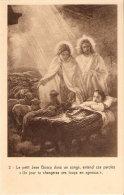 """Vie De St Jean Bosco-Jean (Don) Bosco-Enfant """"un Jour Tu Changeras Ces Loups En Agneaux"""" -Propagande Salésienne -Liège - Saints"""