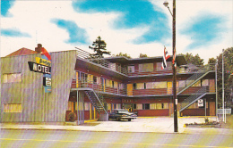 Beoadway Motel Portland Oregon