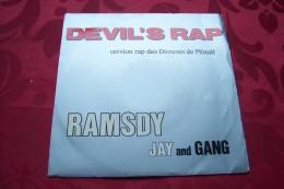 RAMSDY JAY AND GAND  °  DEVIL'S RAP  / VERSION RAP DES DEMONS DE MINUIT - Rap & Hip Hop
