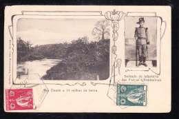 AFR2-79 ANGOLA RIO DANDE A 14 MILHAS DA BARRA - Angola