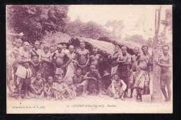 AFR2-80 GABON N'DORO CHAKES - Gabon