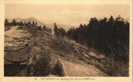 67 - Le Donon Au Sommet Du Donon - Hotel Velleda - 47324 - Francia