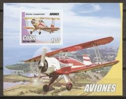 AVIONES - CUBA 2006 - Yvert #H212 - MNH ** - Airplanes