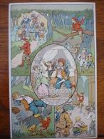 Henri Esders Le Petit Poucet - Cromos