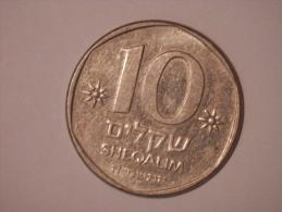 10 Sheqel 1985 - Israel