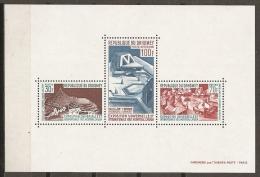 MONTREAL'67 - DAHOMEY 1967 - Yvert #H7 - MNH ** - 1967 – Montreal (Kanada)