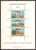 DAHOMEY 1969 - Yvert #H16 - MNH ** - Benin – Dahomey (1960-...)