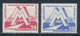 DDR 282/83 ** Mi. 32,- - Ungebraucht