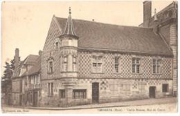 Dépt 27 - VERNEUIL-SUR-AVRE - Vieille Maison, Rue Du Canon - Verneuil-sur-Avre