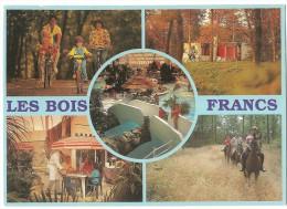 Dépt 27 - VERNEUIL-SUR-AVRE - Multi-vues - LES BOIS FRANCS - Center Parcs - (CPSM 10 X 15 Cm) - Verneuil-sur-Avre
