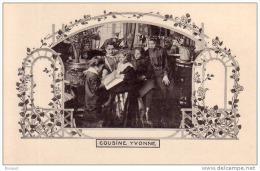 SERIE LES ANNALES - POLITIQUES ET LITTERAIRES - COUSINE YVONNE - ECRIVAIN - Avant 1904 - Philosophie & Pensées