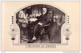 SERIE LES ANNALES - POLITIQUES ET LITTERAIRES - MELCHIOR DE VOGÜE - ECRIVAIN - DIPLOMATE - Avant 1904 - Philosophie & Pensées