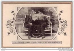 SERIE LES ANNALES - POLITIQUES ET LITTERAIRES - LE BONHOMME CHRYSALE & SERGINES  - Avant 1904 - Philosophie & Pensées