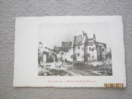 Autry Issard :prieuré De St Maurice - France