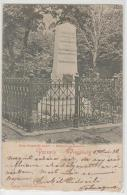 Slovakia - Pozsony - Pressburg - Bratislava - Gemsenberg-Denkmal - Slovaquie