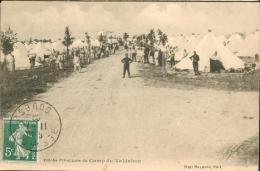 Entrée Principale Du Camp Du Valdahon - France