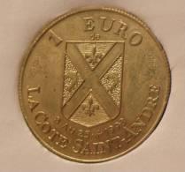 1 Euro Temporaire Precurseur De ST. ANDRE 1997, RRRR, BR, Nr. 346 - Euro Der Städte