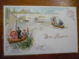 Bon Appétit Barques - Liebig