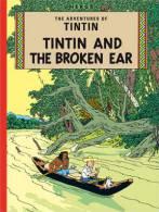 @@@ MAGNET - TINTIN - Tintin And The Broken Ear - Reclame