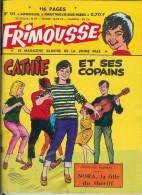Frimousse - N°151 - Cathy Et Ses Copains - Petit Format - Bon état - 1964 - Non Classés