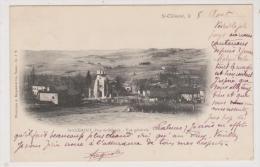 63 - PUY DE DOME -  SAINT CLEMENT - VUE GENERALE - Francia