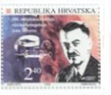 Croatia 1996 Strip/3-Pilar, Geologist; Bulic, Archeologist;Sercer, Otolarngologist #311 - Croacia