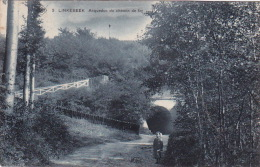 Linkebeek 27: Acqueduc Du Chemin De Fer 1910 - Linkebeek
