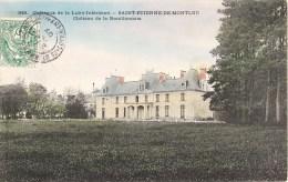 SAINT-ETIENNE-DE-MONTLUC CHATEAU DE LA ROUILLONNAIS 44 - Sin Clasificación