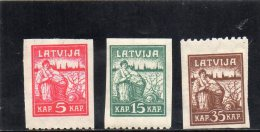 LETTONIE 1919 * - Lettland