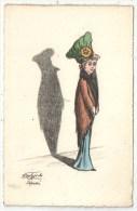 MOLYNK - Ombre - Femme - Juge - Other Illustrators