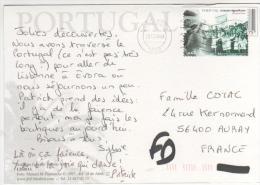 """Timbre  """"  Idées Républicaines """" / Carte  Du 29/12/08 Pour La France - 1910-... República"""