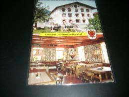 36839 Walchsee - Durchholzen Restaurant Pension Alpenhof - Österreich