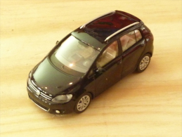 Wiking (VW), 5M0 099 301 A C9X, VW Golf Plus, 1:87 - Véhicules Routiers