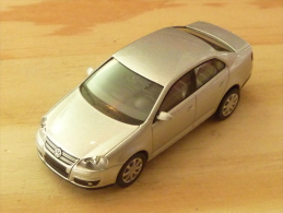 Wiking (VW), 826906000 VW Jetta, 1:87 - Véhicules Routiers
