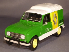 Universal Hobbies 6504, Renault 4 F4 Fourgonnette Renault Motoculture, 1:32 - Scale 1:32