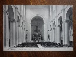 Royat ( 63 ) L'eglise Du Sacre Coeur . La Nef - Royat