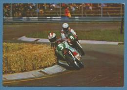 MOTOCICLISMO - MOTO RACING - CARTOLINA VIAGGIATA - Cartes Postales