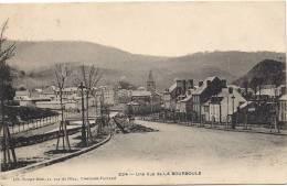 Cp , 63 , LA BOURBOULE , Une Vue - La Bourboule