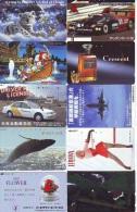 5000 TELECARTES Japon (Lot Z-834) 5000 Japan Phonecards * TK * Nombreux Thèmes DISCOUNT 50% - Tarjetas Telefónicas