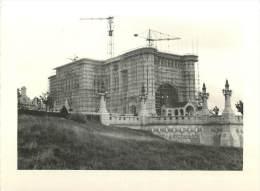 Réf : G-13- 418 : Photo Format 6 X 9 Cm 1936  Lisieux La Construction De La Basilique Calvados - Luoghi