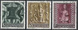 Weihnachten 1959: Zu 342-344 Mi 386-388 O Zumstein CHF 11.00)