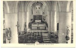 HULDENBERG (3040 Binnenzicht Van De Kerk - Huldenberg