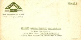 - Buvard Pharmacie - Produits Paharmaceutiques -  Hemostyl  - Laboratoire Docteur Roussel - Chemist's