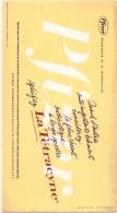 - Buvard Pharmacie - Produits Paharmaceutiques -  La Tetracyne - Produits Pharmaceutiques